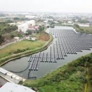 水面型太陽能發電系統建置, 水面型太陽能, 太陽能發電系統, 太陽能發電, 太陽能光電發電系統, 太陽能光電系統, 太陽能光電發電系統設計與施工, 太陽光電發電系統設計與施工